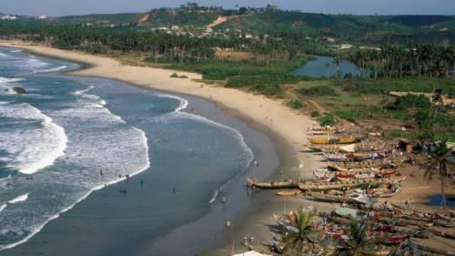 Ghana - Gold Coast of Africa