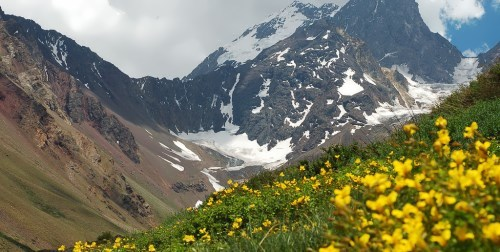 Magnificent Andes