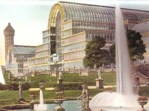 Majestic Crystal Palace