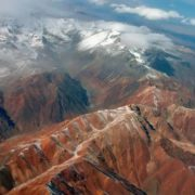 Picturesque Andes