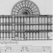 Plan of Crystal Palace