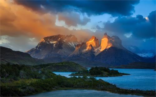 South America. Chile
