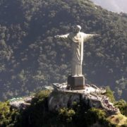 Stunning Christ the Redeemer in Brazil