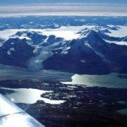 Uppsala glacier