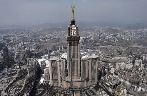 Abraj Al Bait Towers