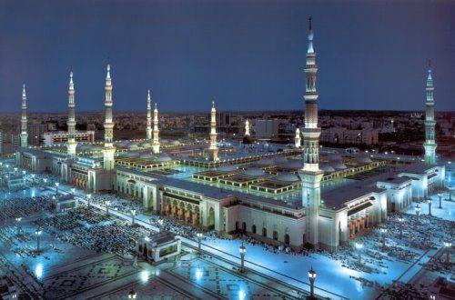 Al-Masjid an-Nabawi