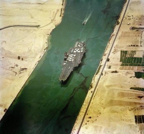 Amazing Suez Canal