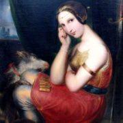 Antoine Wiertz, Esmeralda, 1839