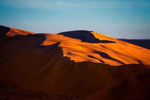 Attractive Namibia