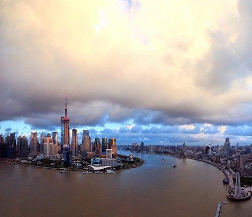 Attractive Shanghai