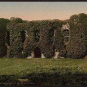Banqueting Hill, Beaumaris Castle, Wales