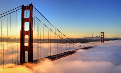Beautiful Golden Gate Bridge
