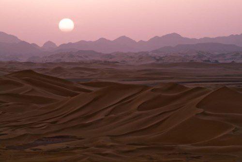 Beautiful Sahara