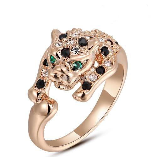 Beautiful leopard bracelet