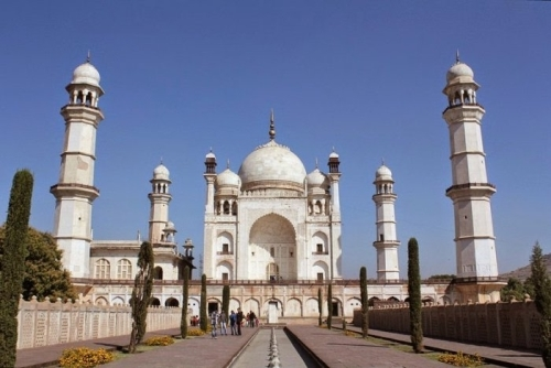 Bibi Ka Maqbara - Taj Mahal for the Poor