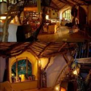 Briton Simon Dale built an amazing house for hobbits