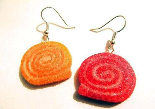 Candies earrings