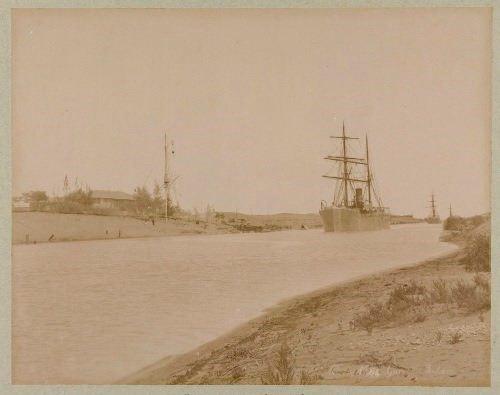 Charming Suez Canal