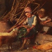 Chierici, Gaetano - Feeding The Lambs
