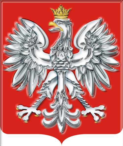 Coat of arm of Poland