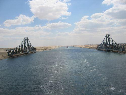 El Ferdan Railway Bridge