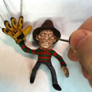 Freddy Krueger by Steve Cassino