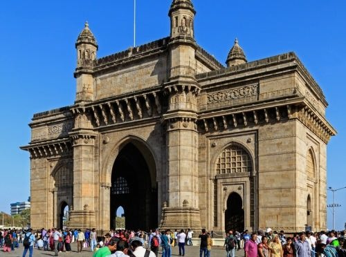Gate of India in Mumbai