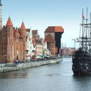 Gdansk - the resort city of Poland