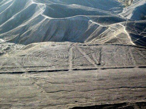 Geoglyphs in Altai