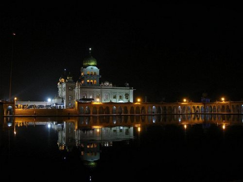 Gurdwara Bangla Sahib