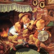 Gustafson Scott-Three Little Pigs