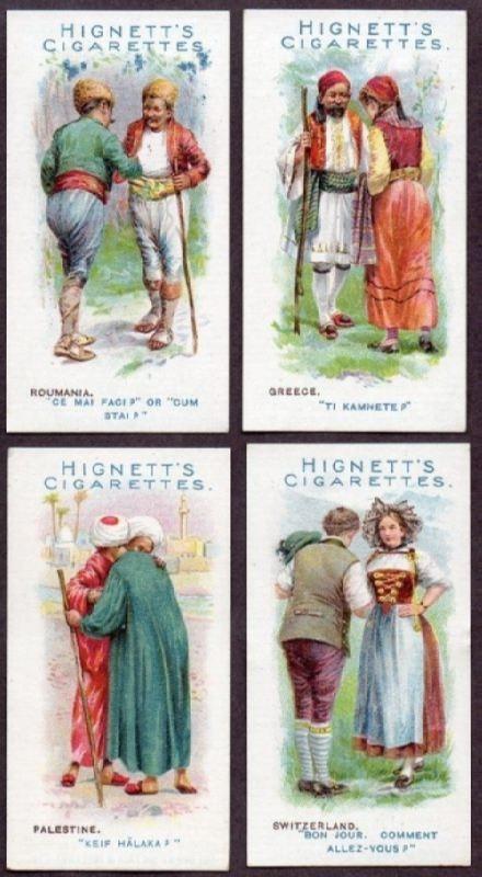 Hignett's cigarettes