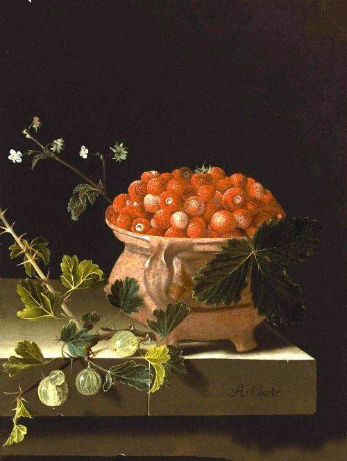 Hulsdonck van Jacob. Still life