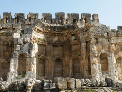 Interesting Baalbek