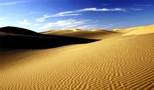 Interesting Sahara