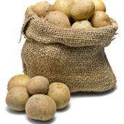 Interesting potatoes