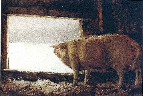 James Wyeth