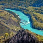Katun River