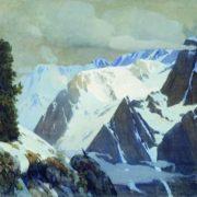 Khan-Altai. 1907-1910