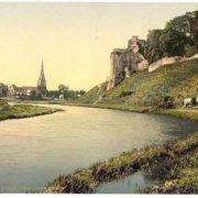 Kidwelly, Carmarthen, Wales