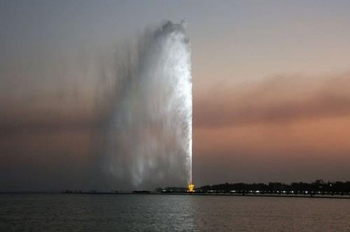 King Fahd's Fountain