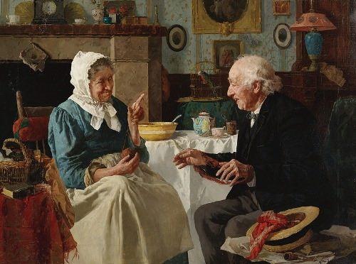 Louis Charles Moeller. Spinning Yarns