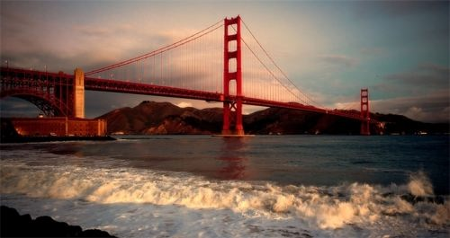 Lovely Golden Gate Bridge