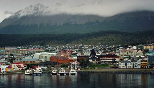 Most southern city in the world - Ushuaia