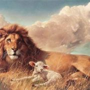 Nancy Glazier - The Lion and the Lamb (Peace on Earth).