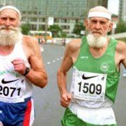 Old sportsmen