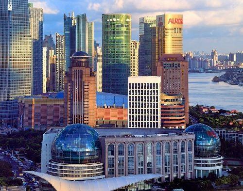 Pretty Shanghai