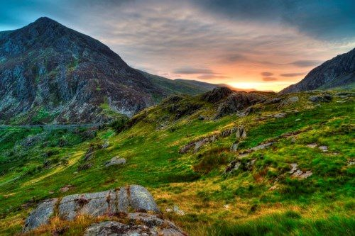 Pretty Wales