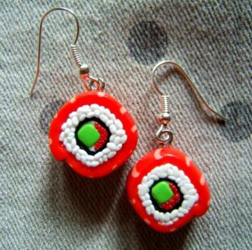 Rolls earrings