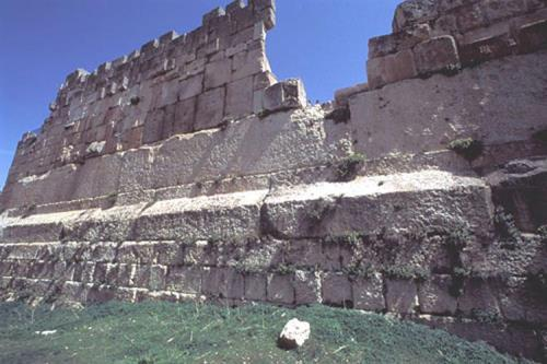 Ruins of the wall